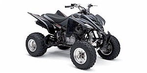2005 Yamaha Raptor 350 Special Edition