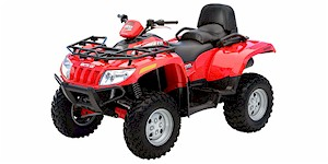 2006 Arctic Cat 500 4x4 Automatic TRV
