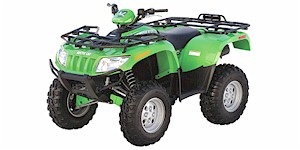 2006 Arctic Cat 650 V-2 4x4 Automatic