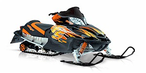 2006 Arctic Cat F5 Firecat Base