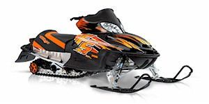 2006 Arctic Cat F5 Firecat Sno Pro