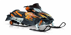 2006 Arctic Cat F6 Firecat EFI