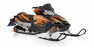 2006 Arctic Cat F7 Firecat EFI