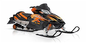 2006 Arctic Cat F7 Firecat EFI R