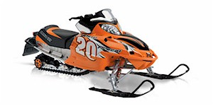2006 Arctic Cat F7 Firecat EFI Tony Stewart
