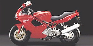 2006 Ducati ST 3s ABS