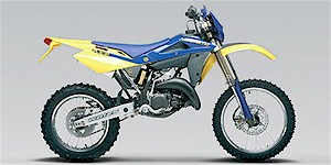 2006 Husqvarna WR 125