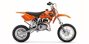 2006 KTM 50 Adventure Senior