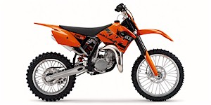 2006 KTM SX 105