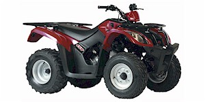 2006 KYMCO MXU 150