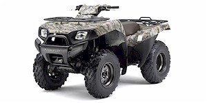 2006 Kawasaki Brute Force 650 4x4 Camo
