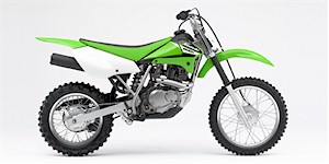 2006 Kawasaki KLX 125