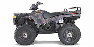 2006 Polaris Sportsman 450 - Browning Edition