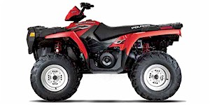 2006 Polaris Sportsman 500 HO EFI