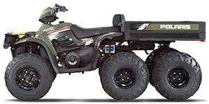 2006 Polaris Sportsman 6X6