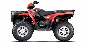 2006 Polaris Sportsman 700 Twin EFI
