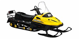 2006 Ski-Doo Skandic LT 440F