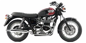 2006 Triumph Bonneville T100