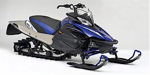 2007 Yamaha Apex Mountain