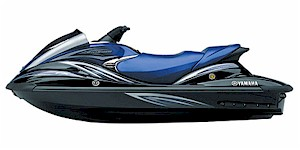 2006 Yamaha WaveRunner FX High Output