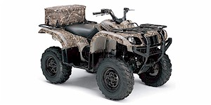 2006 Yamaha Grizzly 660 Auto 4x4 Ducks Unlimited Edition