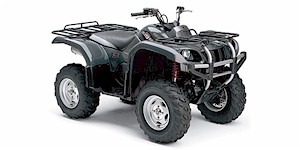 2006 Yamaha Grizzly 660 Auto 4x4 Special Edition