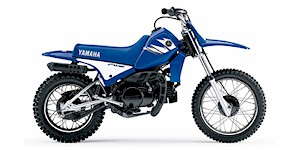 2006 Yamaha PW 80