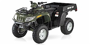 2007 Arctic Cat 650 H1 4x4 Automatic TBX
