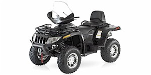 2007 Arctic Cat 650 H1 4x4 Automatic TRV Plus LE