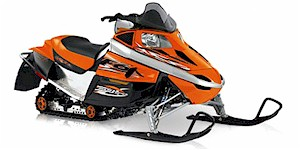 2007 Arctic Cat F6 EFI Sno Pro