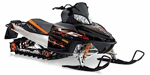 2007 Arctic Cat M6 EFI 153
