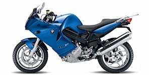 2008 BMW F 800 ST