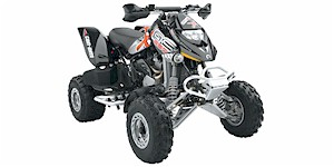 2007 Can-Am DS 650 X