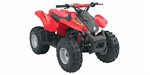 2007 Can-Am DS 90 4-Stroke