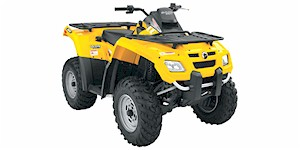 2007 Can-Am Outlander 650 H.O. EFI