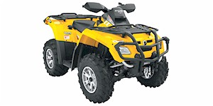 2007 Can-Am Outlander 800 H.O. EFI XT