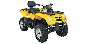 2007 Can-Am Outlander MAX 800 H.O. EFI