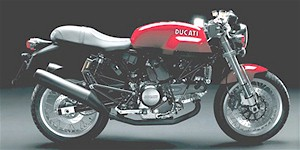2007 Ducati SportClassic Sport 1000 Biposto