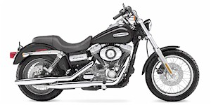 2007 Harley-Davidson Dyna Glide Super Glide Custom