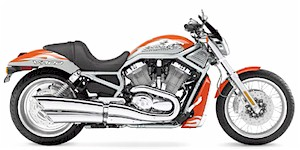 2007 Harley-Davidson VRSC X V-Rod