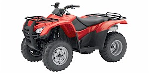 2007 Honda FourTrax Rancher ES