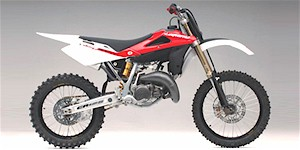 2007 Husqvarna CR 125