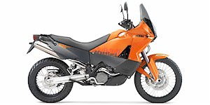 2007 KTM 990 Adventure LC8
