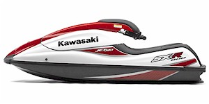 2007 Kawasaki Jet Ski 800 SX-R