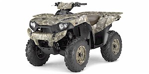 2007 Kawasaki Brute Force 750 4x4i NRA