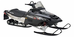 2007 Polaris RMK Trail