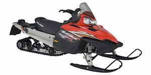 2007 Polaris SwitchBack 600 HO