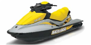 2007 Sea-Doo GTI 130 SE