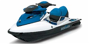 2007 Sea-Doo GTX 4-TEC