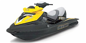 2007 Sea-Doo RXT Base